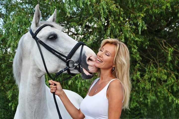 Kateřina Brožová - celebrity jezdeckého sportu
