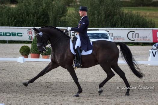 Fabrizio Sigismondi - osobnosti jezdeckého sportu