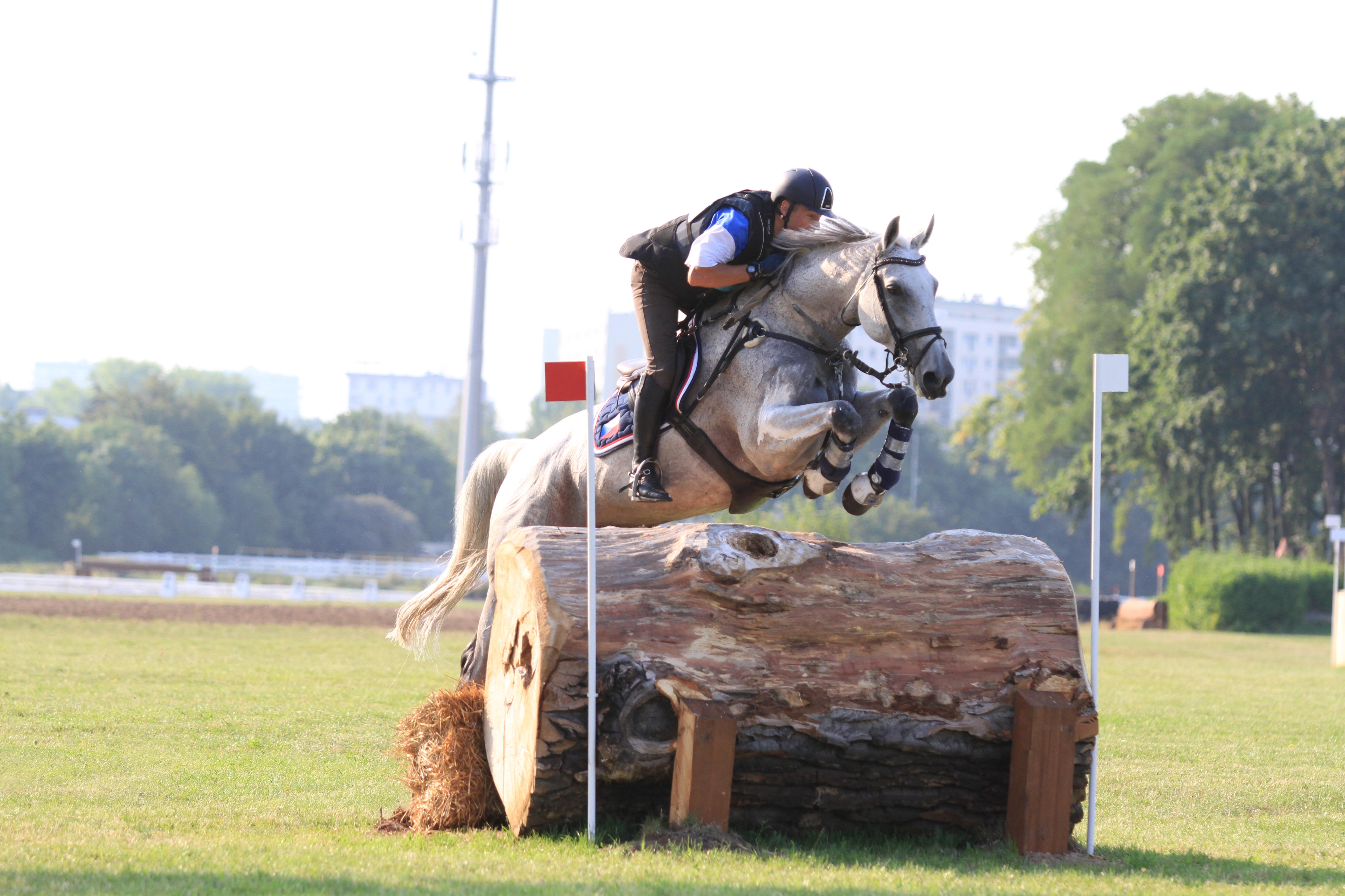 osobnosti jezdeckého sportu, Gomba -CIC*** Sopot -Polsko, Foto: Lucia Grancova